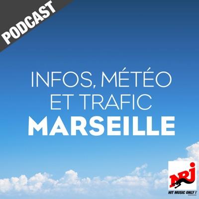 INFOS, METEO et TRAFIC de NRJ Marseille