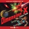 Dimension X artwork