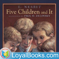 Five Children and It by Edith Nesbit podcast