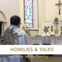 Homilies and Talks by Father Oehring podcast