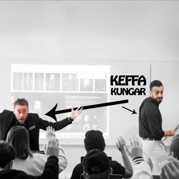 Keffa kungar
