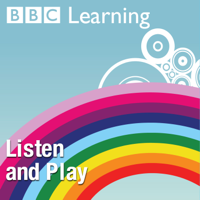 Podcast cover art for Listen and Play