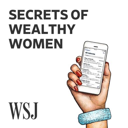 Cover image of WSJ Secrets of Wealthy Women