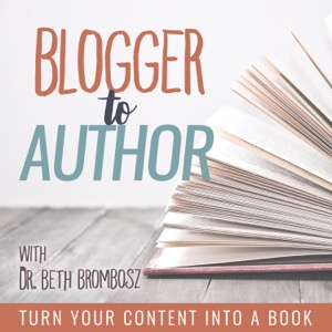 Blogger to Author