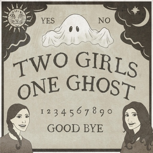 Cover image of Two Girls One Ghost