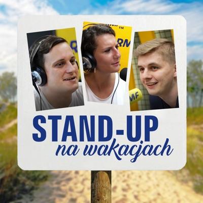 Stand-up na wakacjach:RMF FM