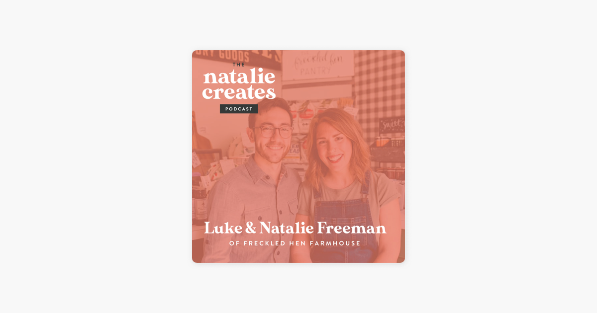 The Natalie Creates Podcast 1 The Story Of It All On Apple Podcasts