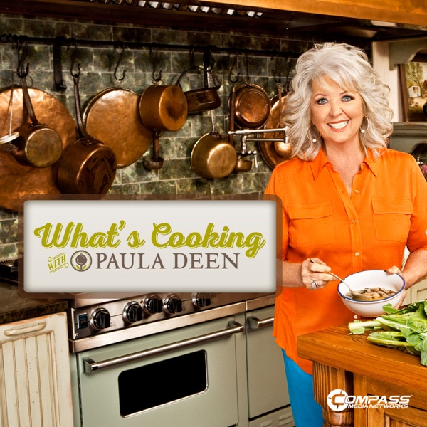 What's Cooking with Paula Deen banner backdrop