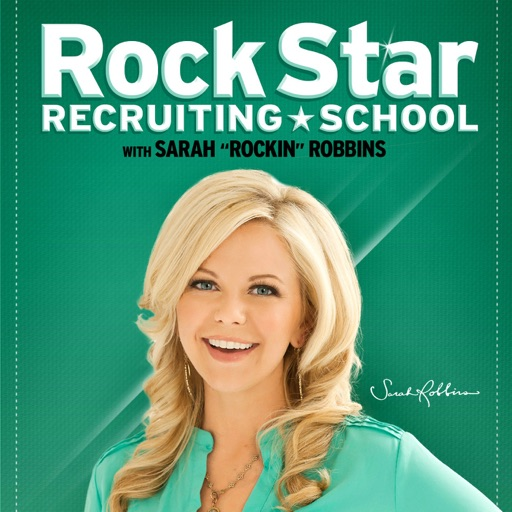 Cover image of Sarah Robbins Rock Star Recruiting School