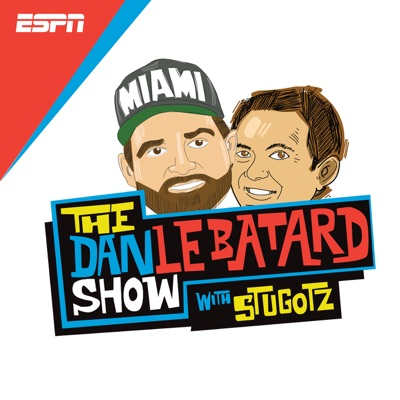 The Dan Le Batard Show with Stugotz:ESPN, Dan Le Batard, Stugotz
