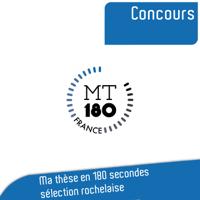 Ma thèse en 180 secondes Université de La Rochelle 2015 podcast