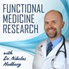 Functional Medicine Research with Dr. Nikolas Hedberg artwork