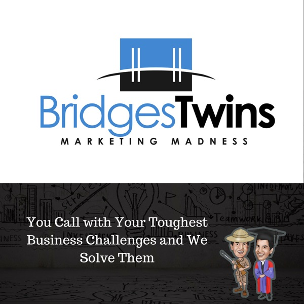 Marketing Madness by the Bridges Twins