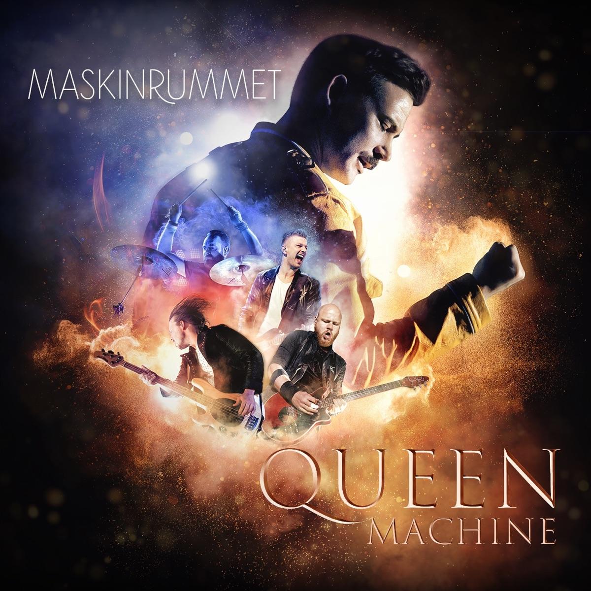 Queen Machine: Maskinrummet