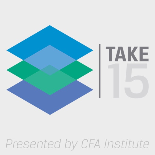 Cover image of CFA Institute Take 15 Podcast Series