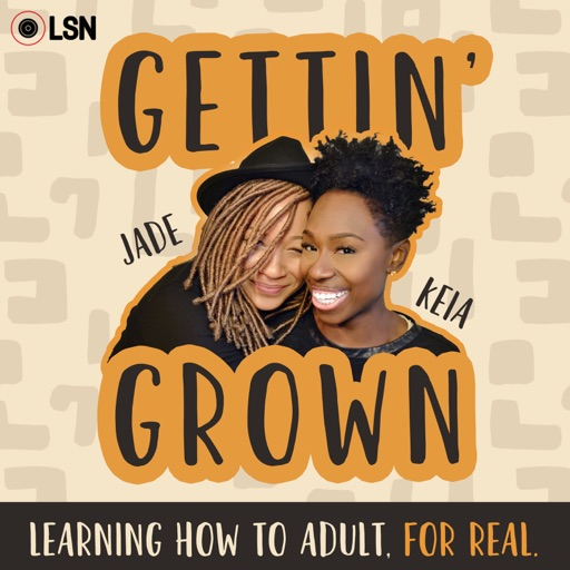 Cover image of Gettin' Grown