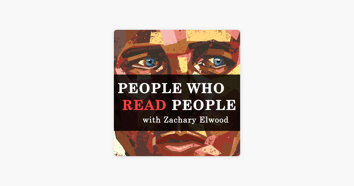 People Who Read People Hosted By Zachary Elwood On Apple