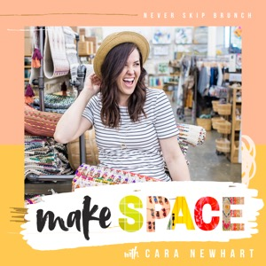 MAKE SPACE with Cara Newhart // Home Design Strategies