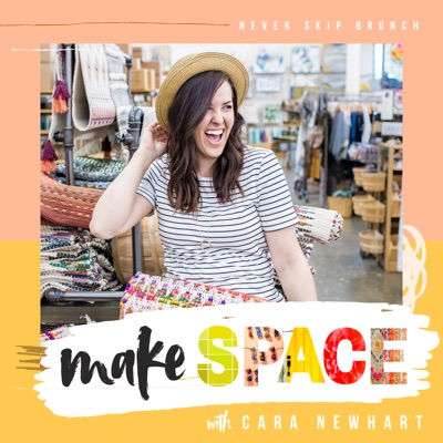 MAKE SPACE — design your home with Cara Newhart
