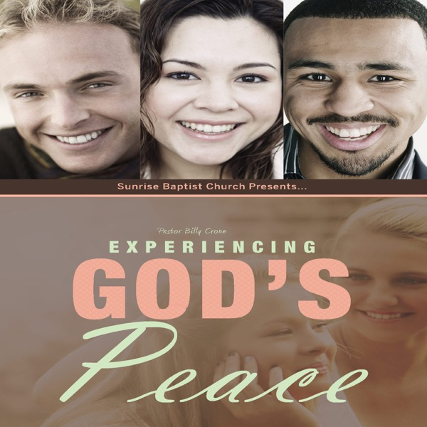 Experiencing God's Peace - Audio