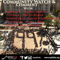 WPFW - Community Watch and Comment Friday podcast