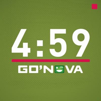 GO'NOVA Dagens 5 Minutters Podcast