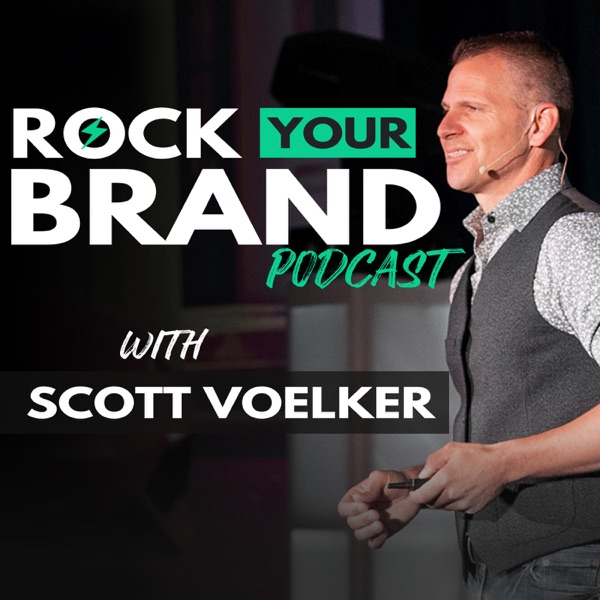 Rock Your Brand Podcast podcast show image