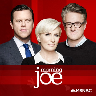 Morning Joe:Joe Scarborough and Mika Brzezinski, MSNBC