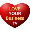 Love Your Business TV with Adrian Peck artwork