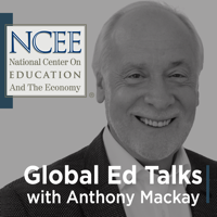 Global Ed Talks with Anthony Mackay podcast