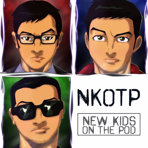 New Kids on the Pod: Comedy Podcast