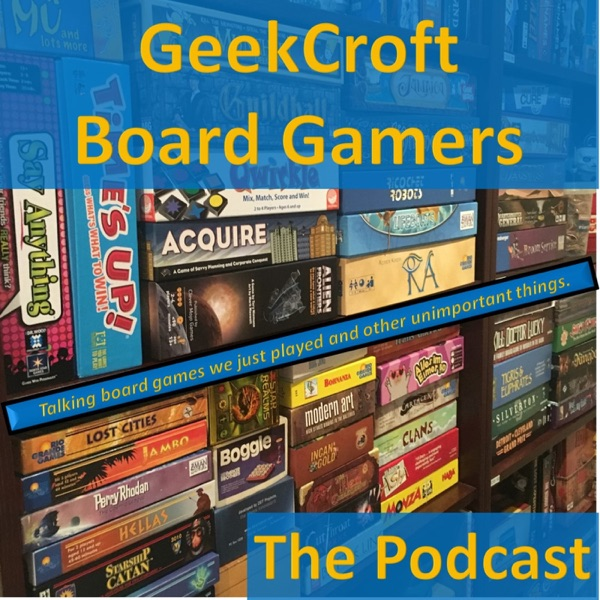 GeekCroft Board Gamers