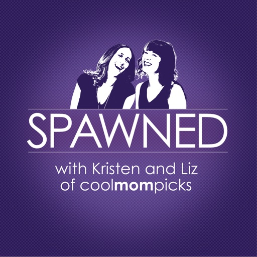 Cover image of Spawned Parenting Podcast with Kristen and Liz of CoolMomPicks