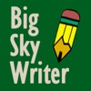 Big Sky Writer artwork