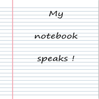 my notebook speaks podcast