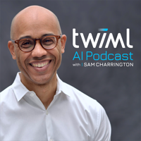 The TWIML AI Podcast (formerly This Week in Machine Learning & Artificial Intelligence) podcast