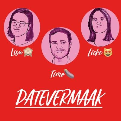 Datevermaak:Lisa Mosmans, Timo Harmelink & Lieke Malcorps / Dag en Nacht