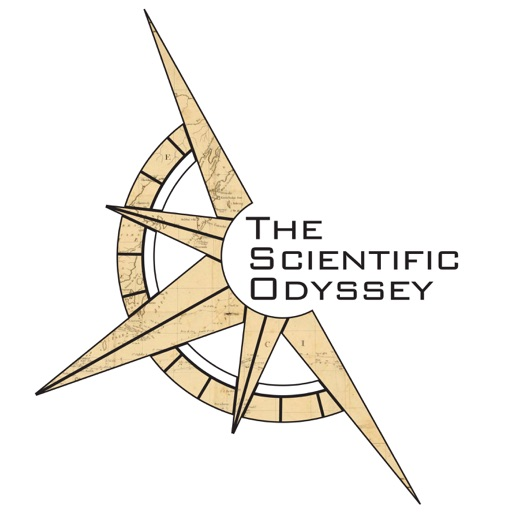 Cover image of The Scientific Odyssey
