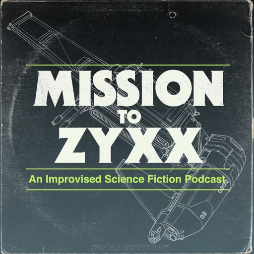 Cover image of Mission To Zyxx