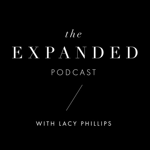 Cover image of EXPANDED Podcast with Lacy Phillips