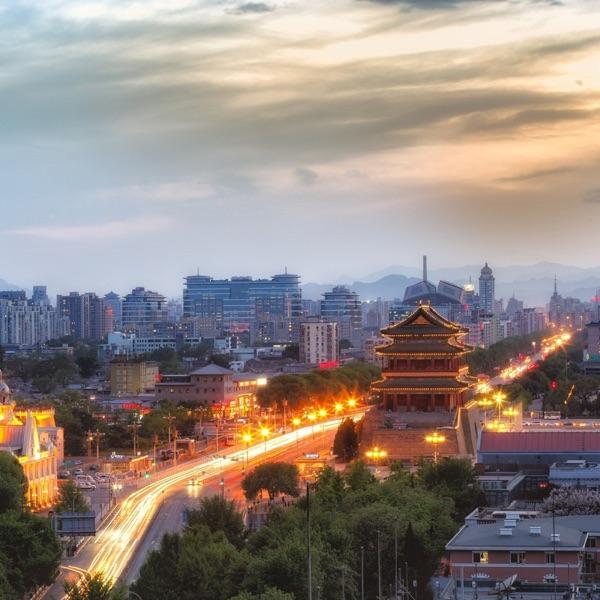 Il cielo sopra Pechino