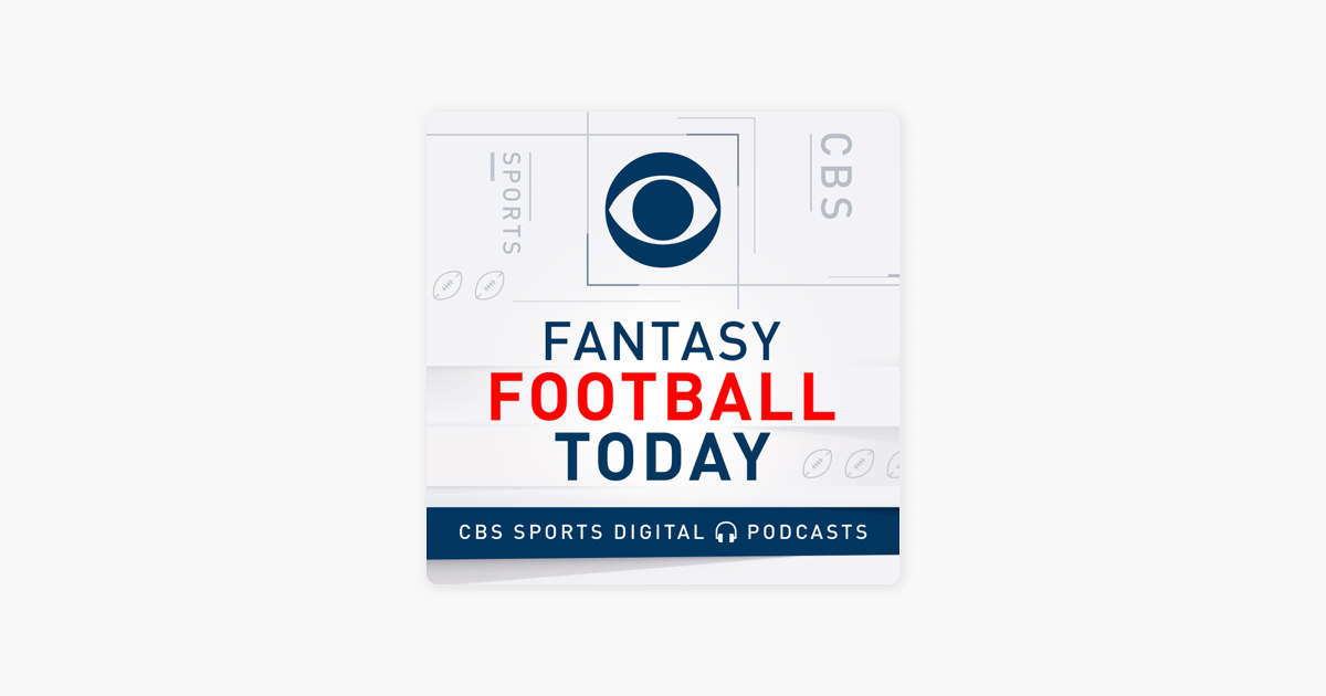 Fantasy Football Today Podcast on Apple Podcasts