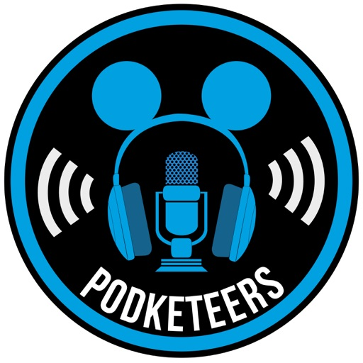 Cover image of Podketeers - A Disney-inspired podcast about art, music, food, tech, and more!