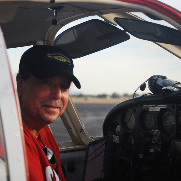 Flying with Steve - Podcast