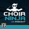 Choir Ninja, with Ryan Guth artwork