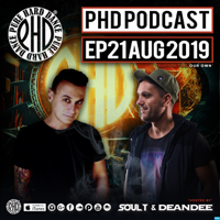 PHD Pure Hard Dance Monthly Podcast podcast