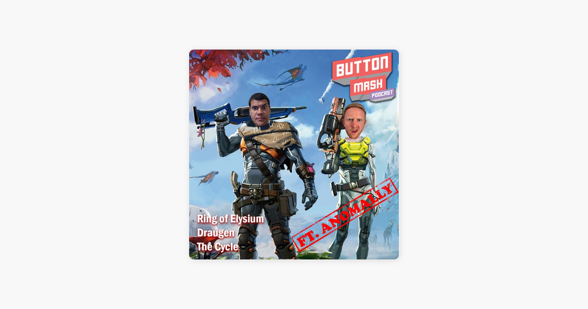 Button Mash: Round 53 - Ring of Elysium, Draugen and The Cycle on