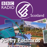 Podcast cover art for Poetry Postcards