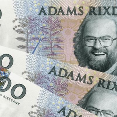 Adams RIXdaler:I LIKE RADIO