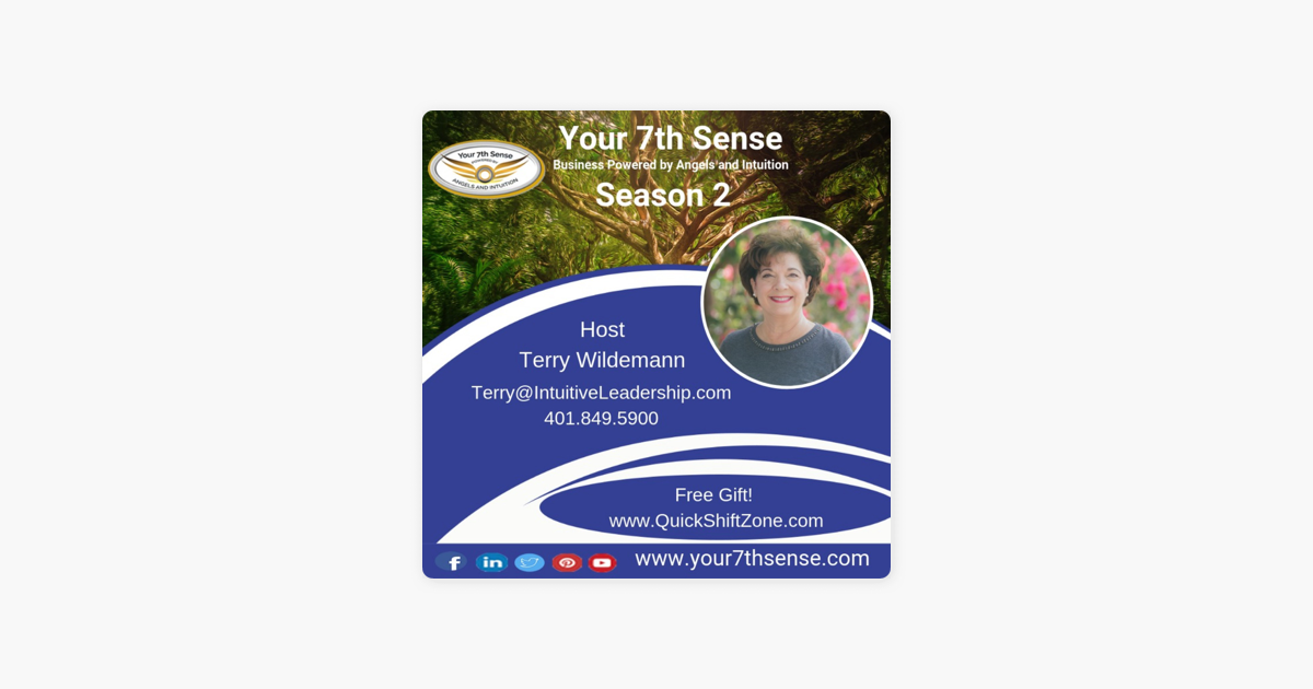Your 7th Sense: How To Make a Difference in the World with